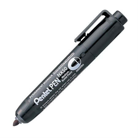 NX50 Retractable Permanent Marker