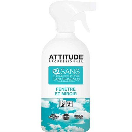 Nettoyant pour fenêtres et miroirs Attitude® Professionnel