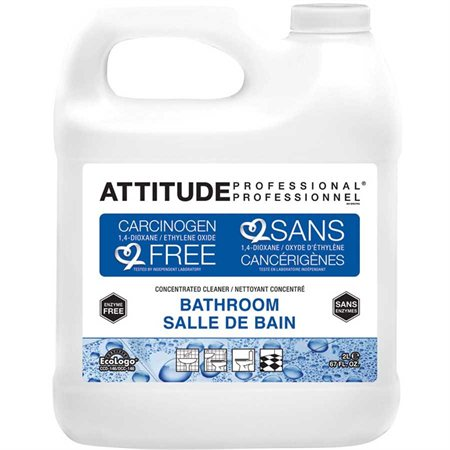 Nettoyant pour salle de bain Attitude® Professionnel