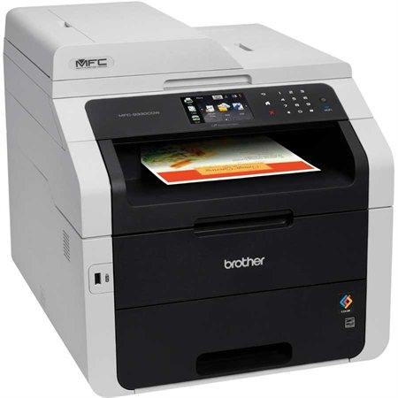 MFC-9330CDW Wireless Colour Multifunction Laser Printer