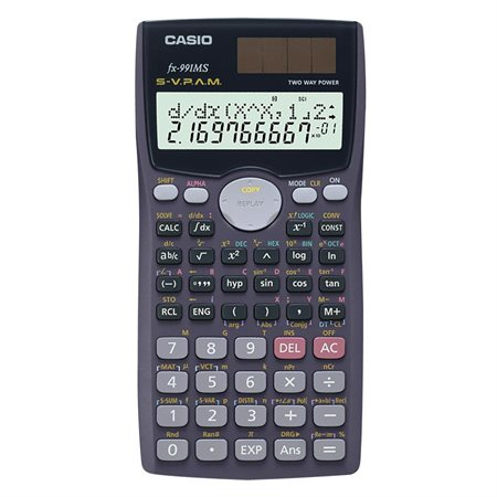 FX-991MSPlus Scientific Calculator