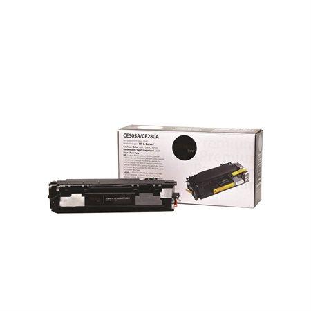 Cartouche de toner compatible (Alternative à HP 05A / 80A)