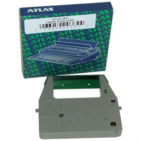 Ruban pour machine à écrire compatible Atlas 384C