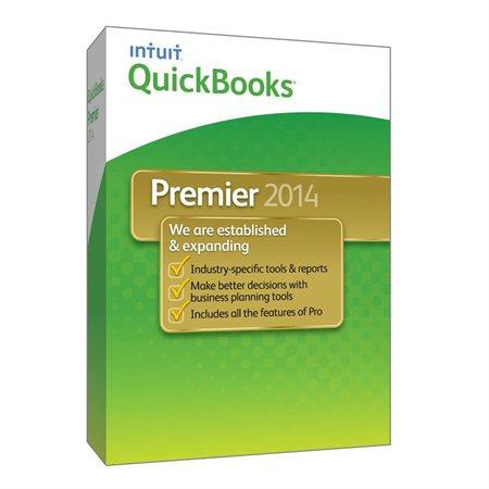 Logiciel de comptabilité QuickBooks 2015