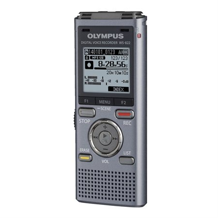 """Enregistreur numérique WS-822"""""""