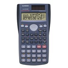 FX-300MSPLUS Scientific Calculator