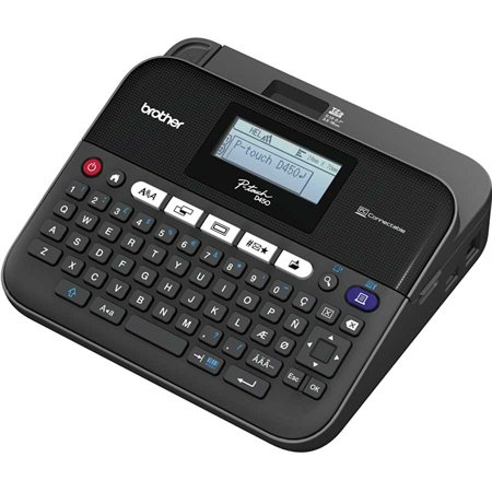 Étiqueteuse électronique PT-D450