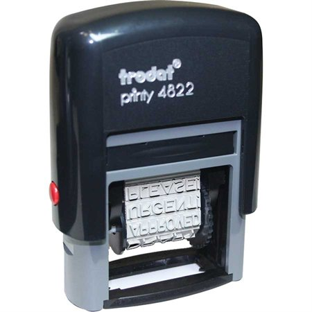 Printy 4822 Self-Inking Stamp