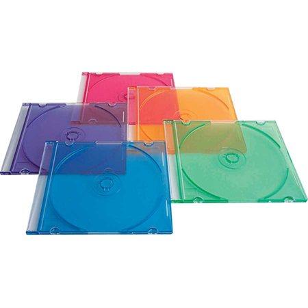 Boîtiers mince pour CD / DVD