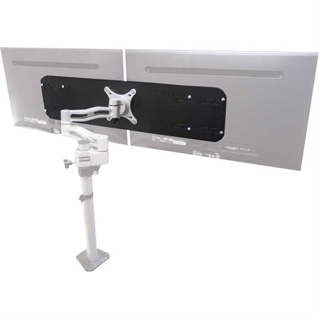 Adaptateur bras de moniteur simple à double MP-209