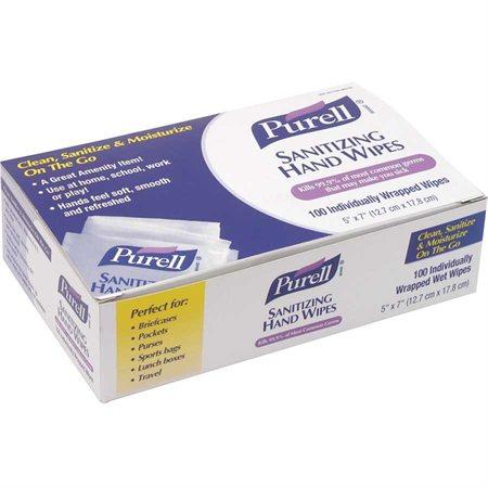 Lingettes désinfectantes Purell®