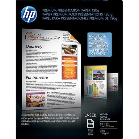 Papier pour présentation Premium
