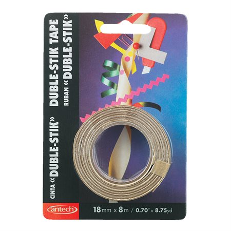 Double-Sided Adhesive All-Purpose Tape