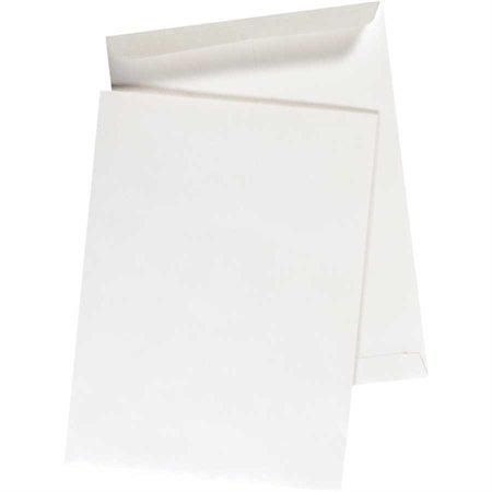 Enveloppe à catalogue blanche