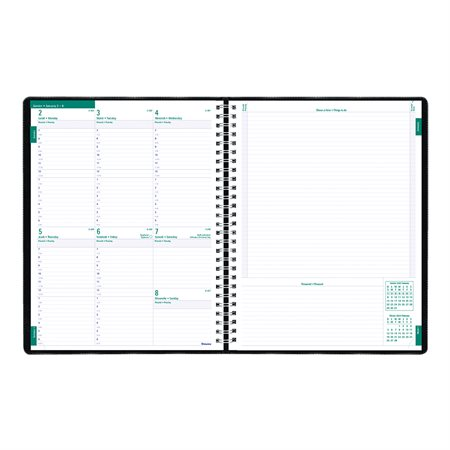 5-day Timanager® Weekly / Monthly Diary (2019)