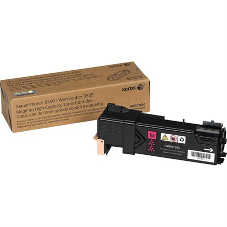 Phaser 6500 / WorkCentre 6550 Toner Cartridge