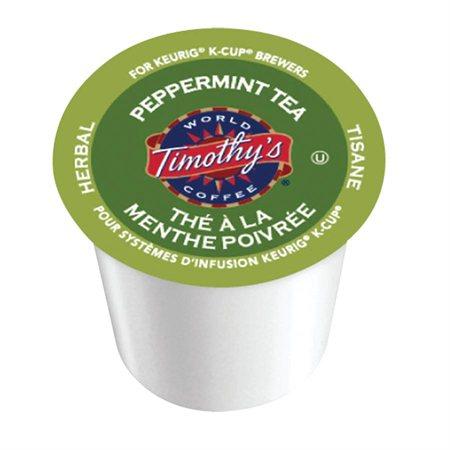 Thé Timothy's® en dosettes