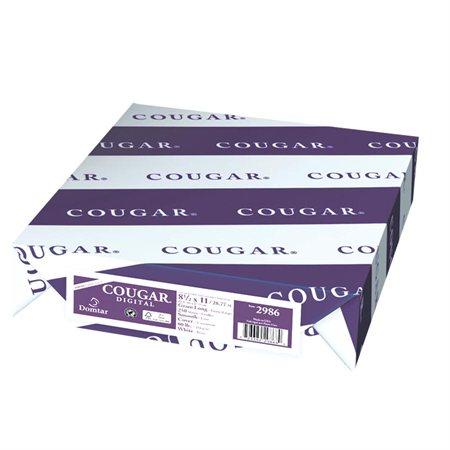 Cougar® Digital Cover Stock