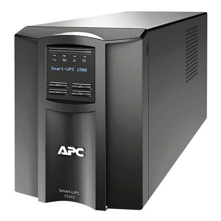 Système d'alimentation sans coupure Smart-UPS 1500C avec SmartConnect