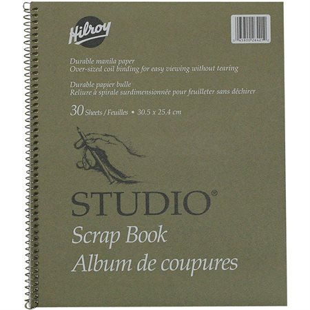 Album de coupures Studio®