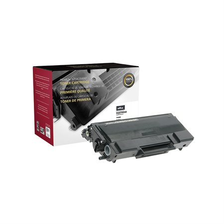 Brother TN650 Remanufactured Toner Cartridge