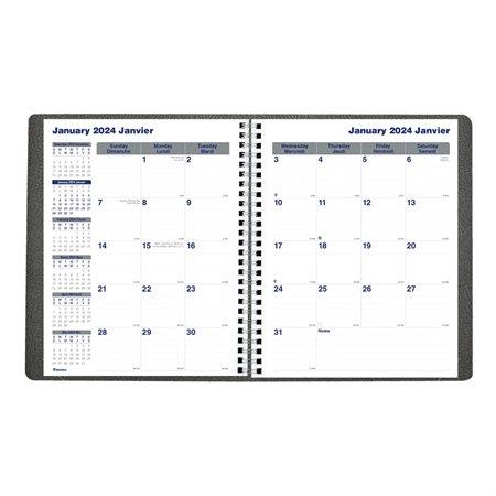 Agenda mensuel Net Zero Carbon™ (2020)