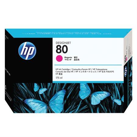 Cartouche jet d'encre HP 80