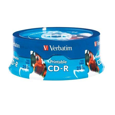 52x Printable CD-R