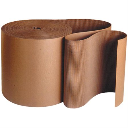 Cylindre de carton ondulé