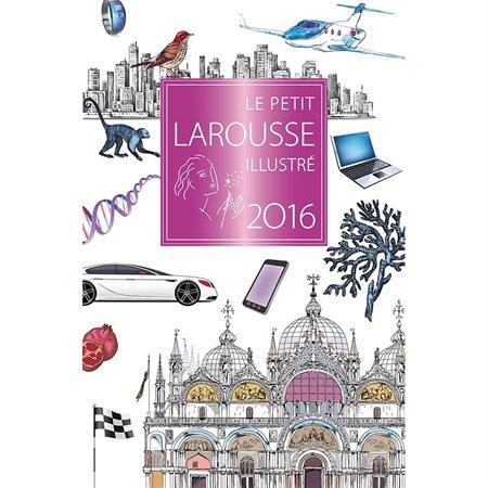 DICTIO.LAROUSSE PETIT ILL2016
