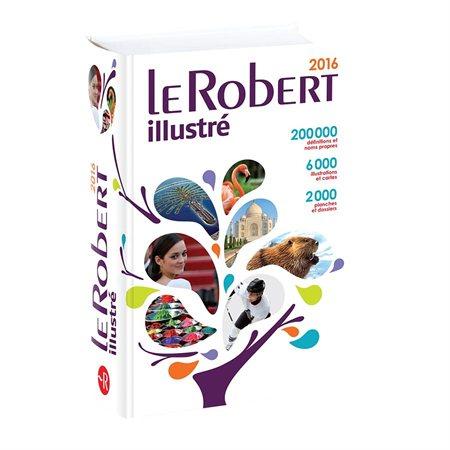 DICTIO.LE ROBERT ILL.DIXEL2016