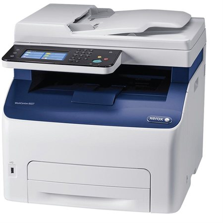 WorkCentre™ 6027 Wireless Colour Multifunction Laser Printer
