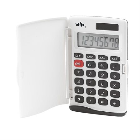 Calculatrice de poche Offix® KC370-2