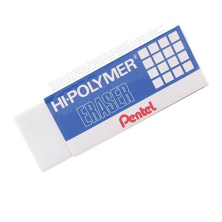 Gomme à effacer blanche Hi-Polymer®