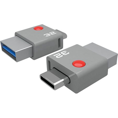 Clé à mémoire flash Duo USB-C