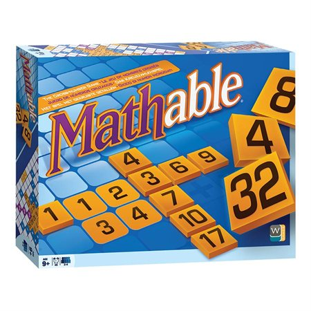 Classic Mathable Game
