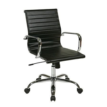 Thin-Profile Armchair