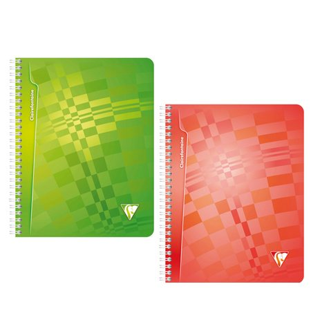 Cahier reliure intégrale Crystalline 6,75 x 8,75""