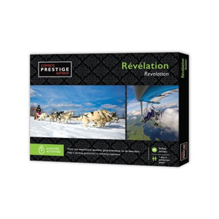 Outdoors Revelation Prestige Giftbox