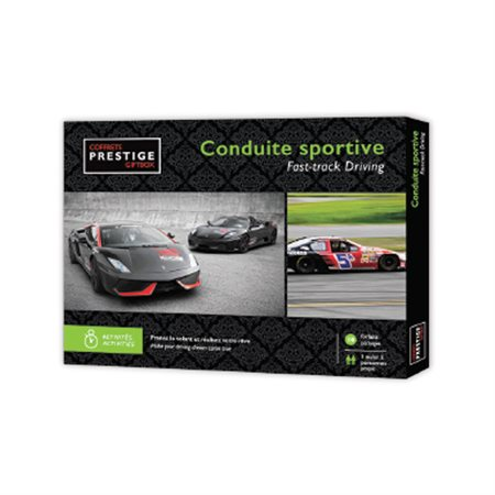 Activity Sport Driving Prestige Giftbox