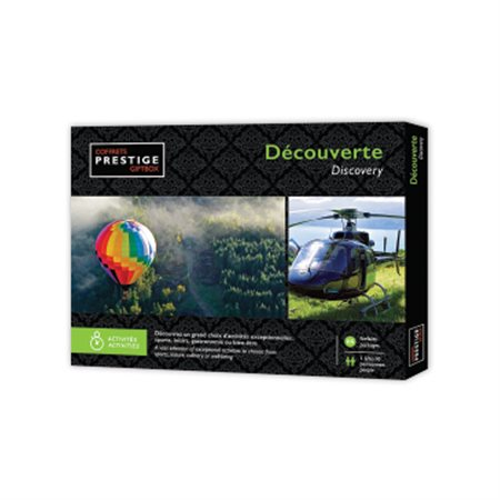 Activity Discovery Prestige Giftbox