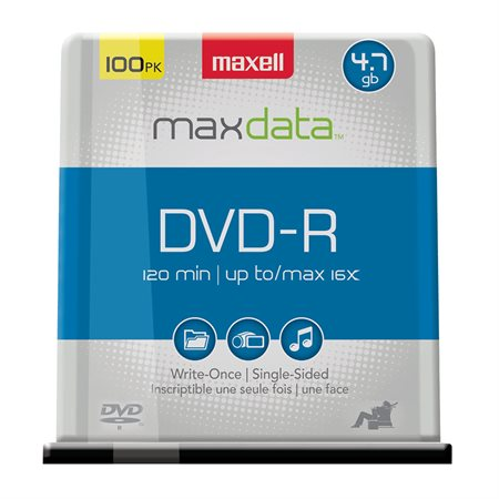16x Writable DVD-R Disk