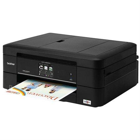Imprimante multifonction jet d'encre couleur sans fil MFC-J680DW