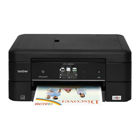 MFC-J885DW Wireless Colour Multifunction Inkjet Printer