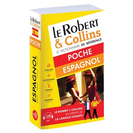 Le Robert & Collins French-Spanish Pocket Dictionary