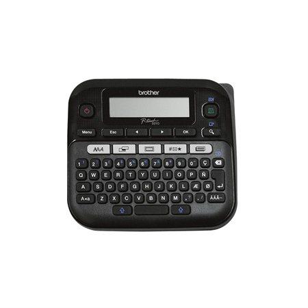 Étiqueteuse électronique PT-D210BK