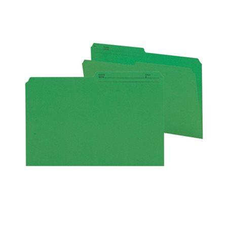 Coloured Reversible File Folders