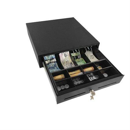 Tiroir-caisse électronique RCRD-1616UE avec connexion USB