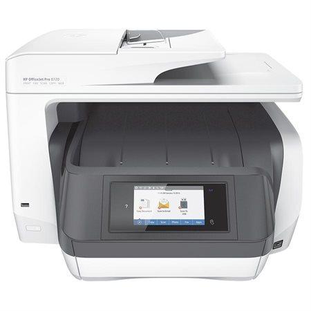 Imprimante jet d'encre multifonction couleur sans fil Officejet Pro 8720