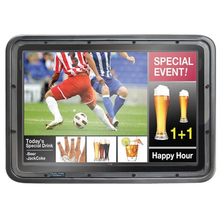 Display Shield® Protective Digital Monitor Enclosure
